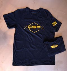 CAMISETA CSP ARCHERY NAVY BLUE  GG